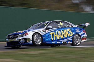 Practice runs smoothly for IRWIN Racing at Bathurst