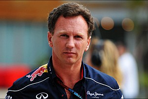 Formula 1 Commentary Fan apologised for Vettel booing - Horner