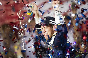 NASCAR Sprint Cup Race report Penske Racing takes the win at Charlotte