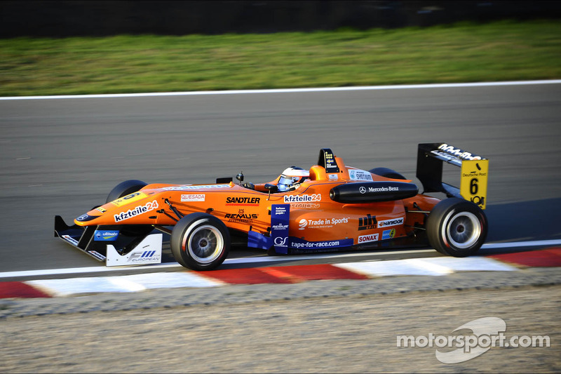 Rosenqvist salvages crucial points with Italian fight back at Vallelunga