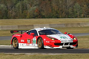 ALMS Preview Sweedler, Keen and Mowlem in for last ALMS Petit Le Mans in Ferrari