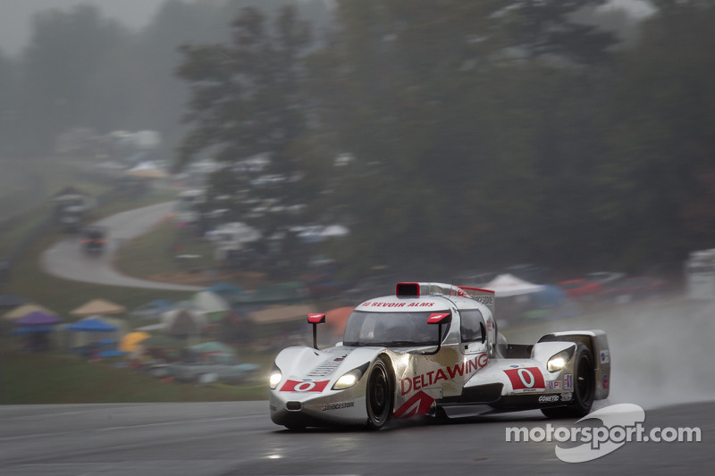 DeltaWing coupe starts 4th in P1 class in tomorrow's Road Atlanta race