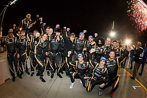 ALMS Race report Jani, Heidfeld and Prost give Rebellion back-to-back Petit Le Mans victory