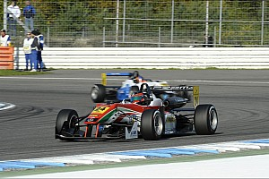 F3 Europe Race report Marciello wins wet final race at Hockenheim
