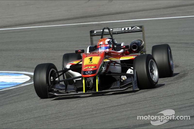 Marciello wins wet final race at Hockenheim