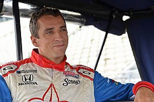 Justin Wilson injured in Fontana IndyCar finale