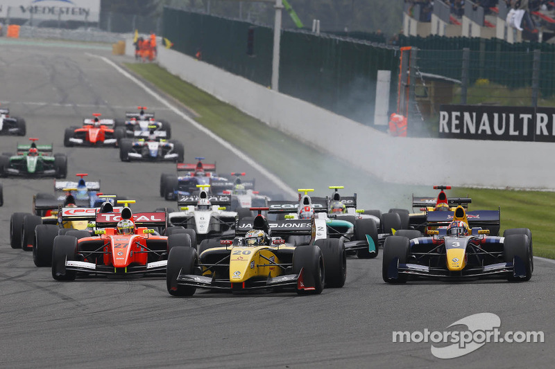 2014 World Series by Renault calendar unveiled
