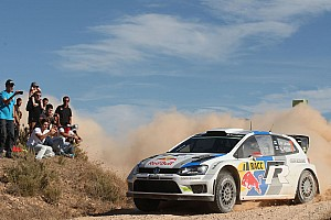 WRC Race report Volkswagen: manufacturers' title following one-two victory in Spain