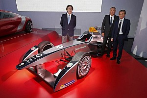 Formula E Breaking news Alain Prost teams up with Jean-Paul Driot for FIA Formula E Championship