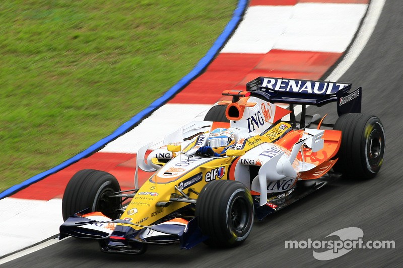 Red Bull wanted to sign Alonso for 2008
