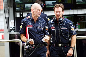 Formula 1 Breaking news Horner denies Newey era set to end