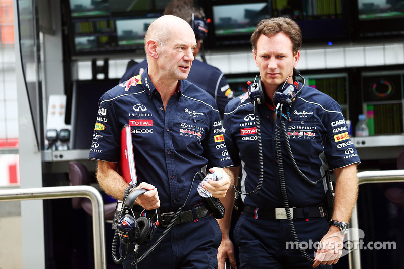 Horner denies Newey era set to end