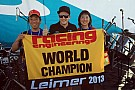 Leimer and Racing Engineering win the Drivers Championship at Abu Dhabi