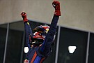 Kvyat wins in Abu Dhabi: Russian crowned 2013 GP3 Champion