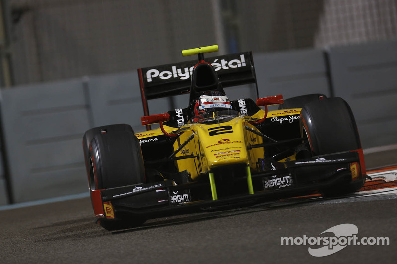 Richelmi's Race 2 ruined by a penalty at Abu Dhabi