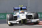 Abu Dhabi: Barwa Addax team say farewell to GP2 after great work from all team