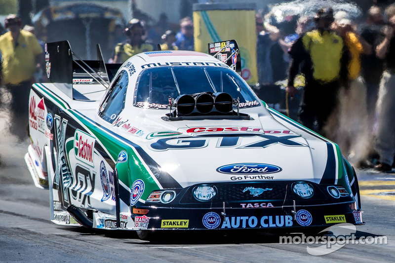 Championship secure, Force still motivated for Pomona