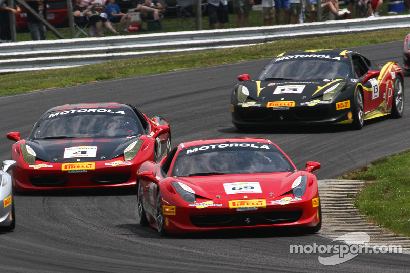 Ferrari Finali Mondiali: The show gets underway at Mugello