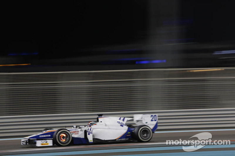 Abu Dhabi's tests: Marciello immediately at the top!