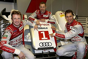 WEC Race report Audi take victory in China and World Driver's Championship