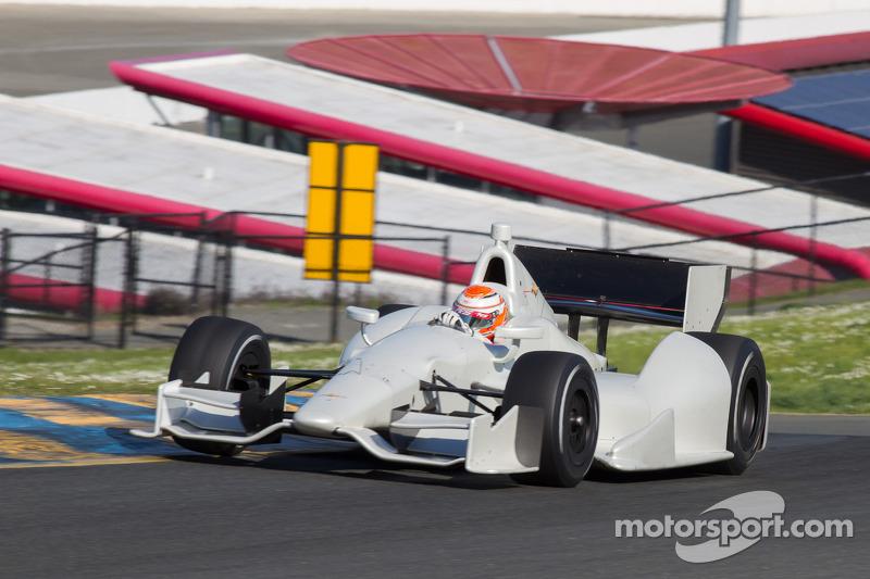 Testing, testing: 2014 IndyCar guidelines released