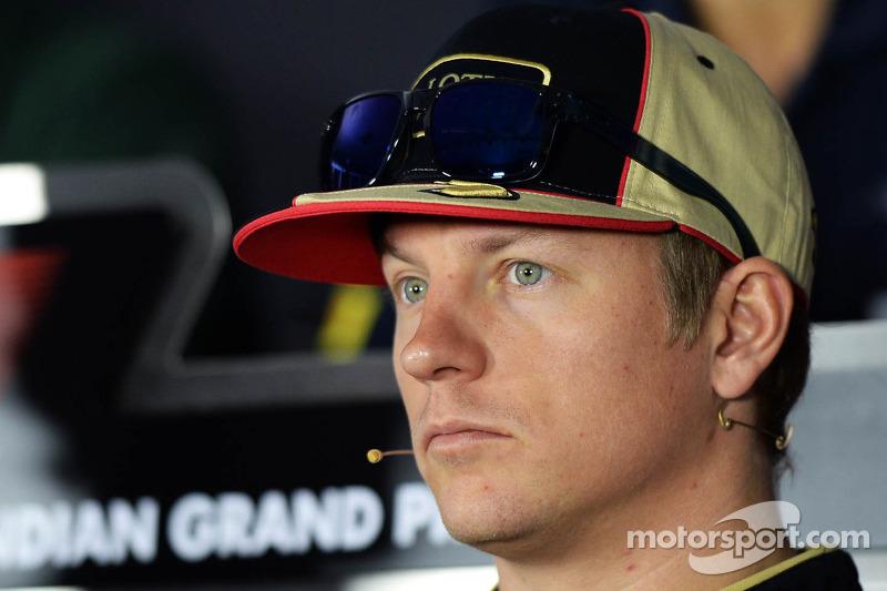 Update on Kimi Räikkönen
