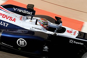 Formula 1 Practice report Williams struggled to get the maximum downforce on Friday practice at COTA
