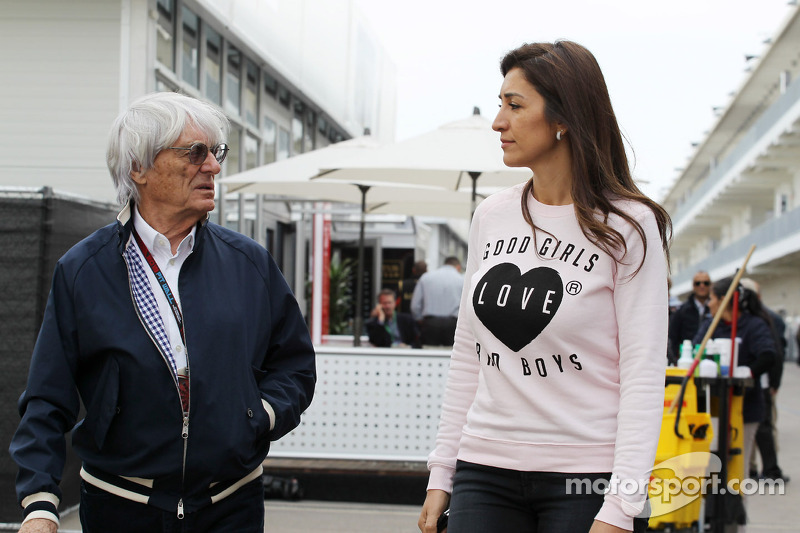 Ecclestone the official 'bad boy' of Formula One