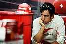 Alonso suffered numbness after Abu Dhabi impact