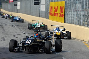 F3 Race report Strong pace from Korjus and Galaxy Double R unrewarded in Macau