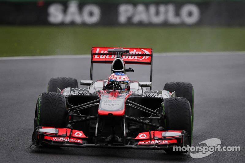 McLaren: Enjoing the unpredictable Interlagos