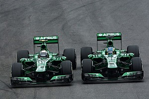 Formula 1 Analysis Finishing last not knockout blow for Caterham