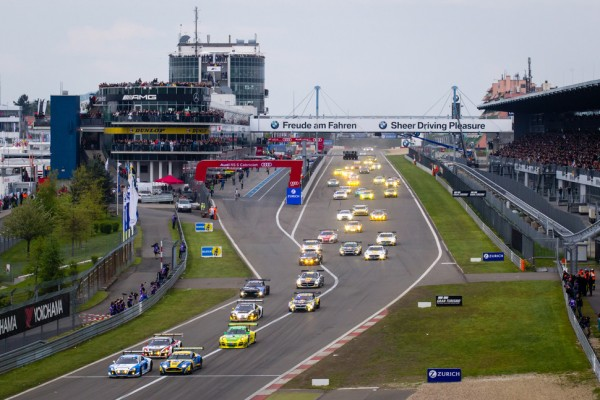 24h race Nurburgring will be heralded by a qualifying race