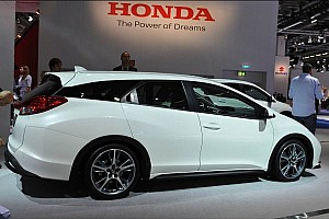 Honda Yuasa confirm Civic Estate for 2014