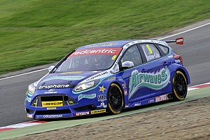 BTCC Interview Oly Collins: