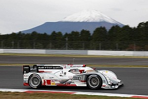 Updated World Endurance Championship schedule avoids Fuji/Petit Le Mans clash