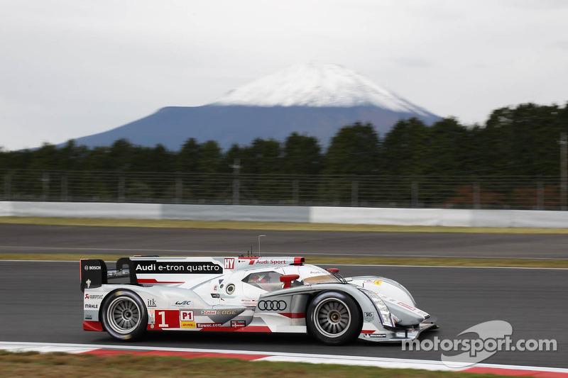 Updated World Endurance Championship schedule avoids Fuji/Petit Le Mans clash