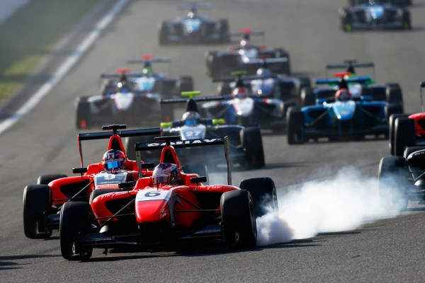 2014 GP3 Series Calendar revealed