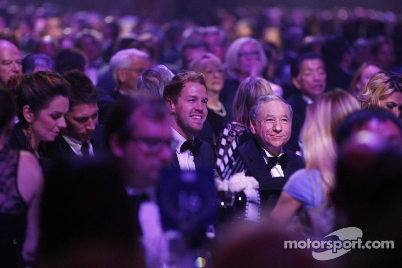 Lights, camera, champions: FIA Prize-Giving Gala 2013