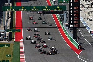 2014 Formula 1 United States Grand Prix set for Oct. 31 to Nov. 2