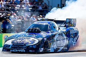 NHRA Breaking news Schumacher sets driver and crew chief line-up for 2014
