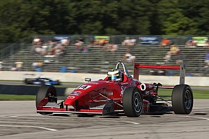 Indy Lights Breaking news Fan Force United returns to Indy Lights with Scott Anderson