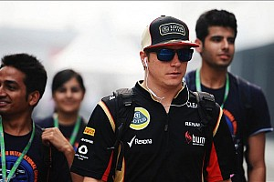 Raikkonen meets new engineer at Maranello