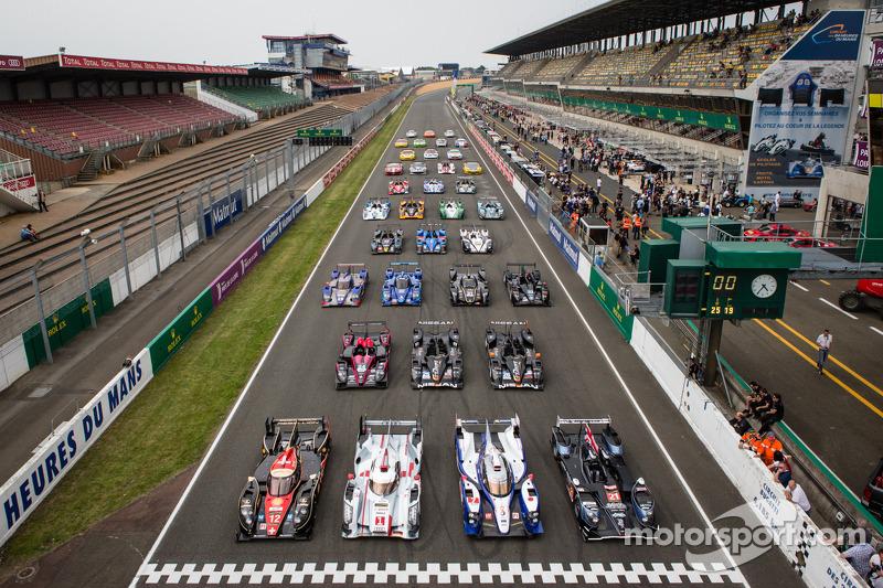 Le Mans 24 Hours: twelve teams invited