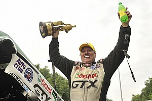 NHRA Special feature Top 20 moments of 2013, #20: Sweet 16 for John Force