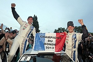 WRC Special feature Top 20 moments of 2013, #14: Volkswagen and Ogier take World Rally title