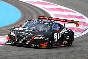 Blancpain Endurance Blog BES: Audi teams 2013 season review