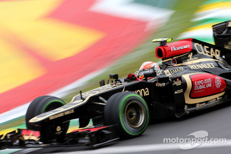 Lotus to miss first winter test
