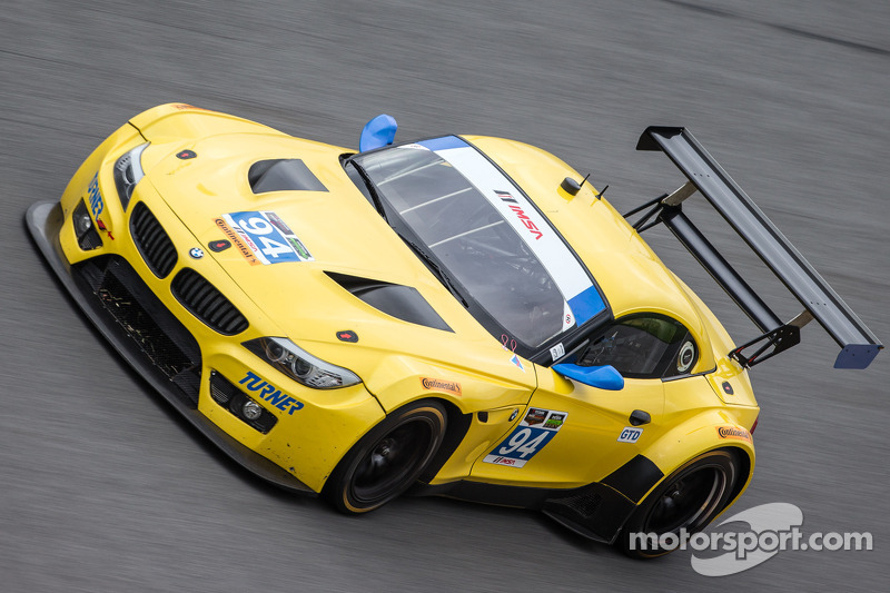 Turner BMWs return from successful test in Daytona