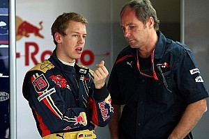 Formula 1 Breaking news Best driver Vettel put Berger to sleep in 2013